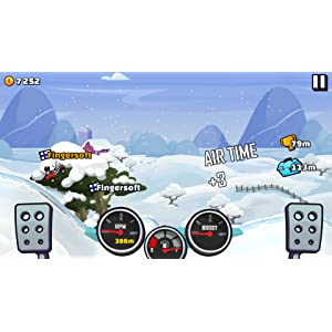 Hill Climb Racing 2: Amazon.es: Appstore para Android