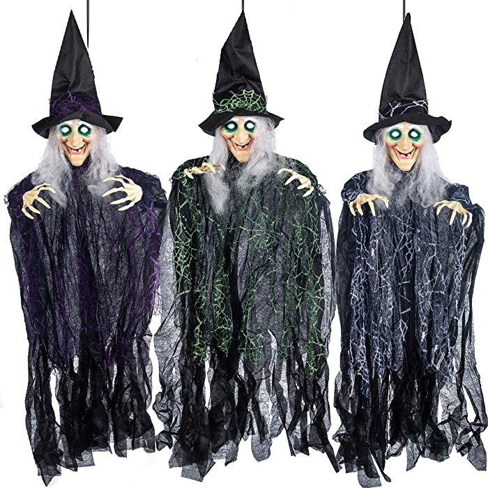 Top 9 Witch Outdoor Decor