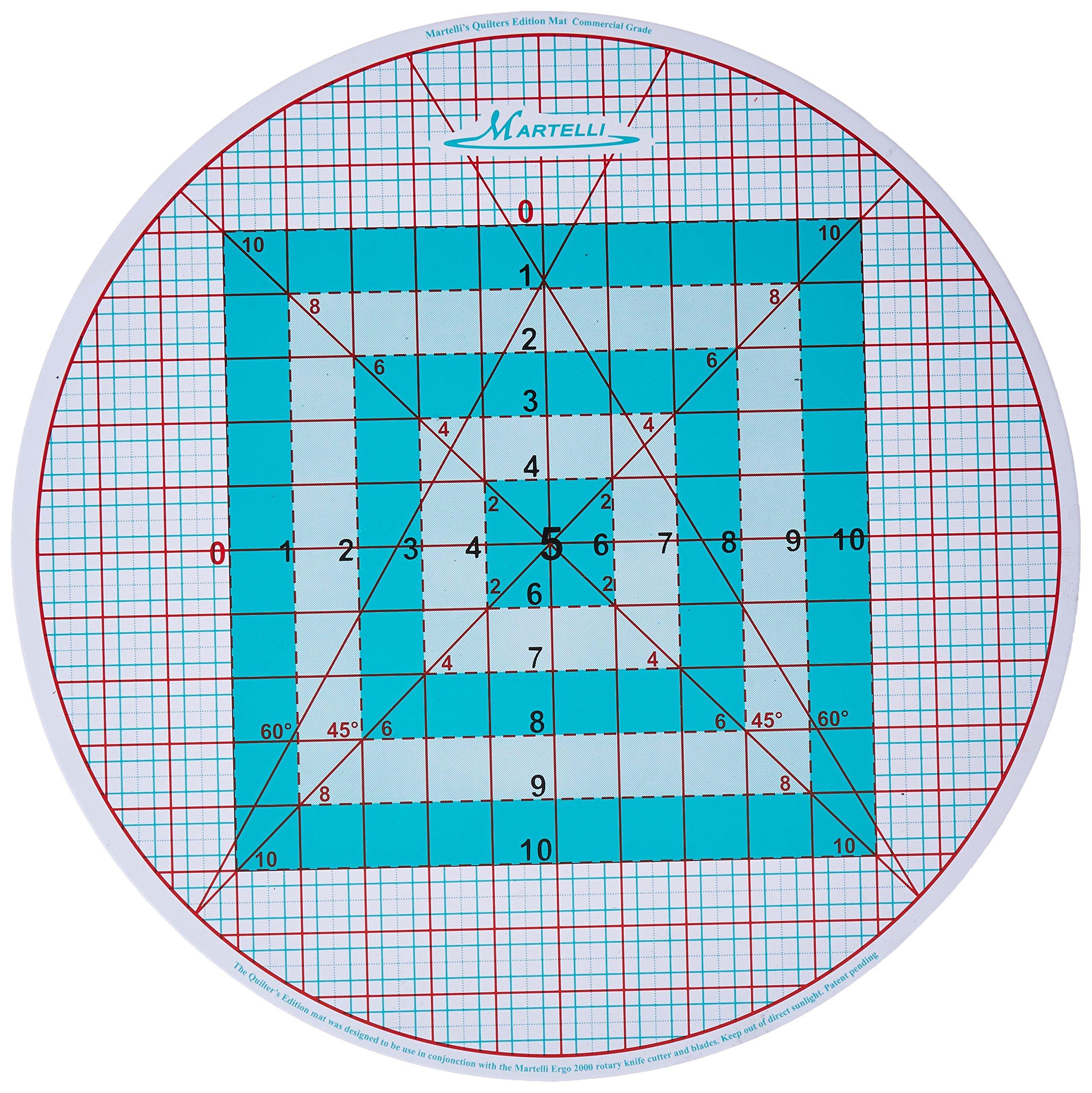 Martelli Turn Table Mat, 16-Inch