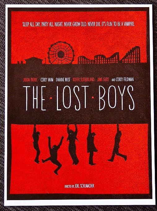 """Lost Boys The Movie Poster Mini 11/""""X17/"""""""
