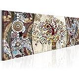 murando - Quadro 120x40 cm - Quadro su fliselina - Stampa in qualita Fotografica - 1 Parte - Albero Klimt l-A-0006-b-b