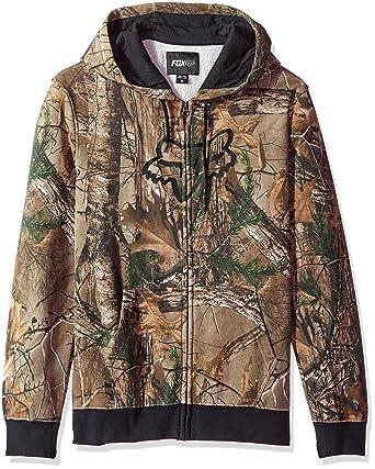 fc2510cb482aa Amazon.com: Fox Men's Realtree Allover Print Zip Fleece: Clothing