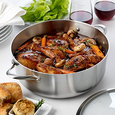 Calphalon-Contemporary-Stainless-Steel-Cookware,-Dutch-Oven