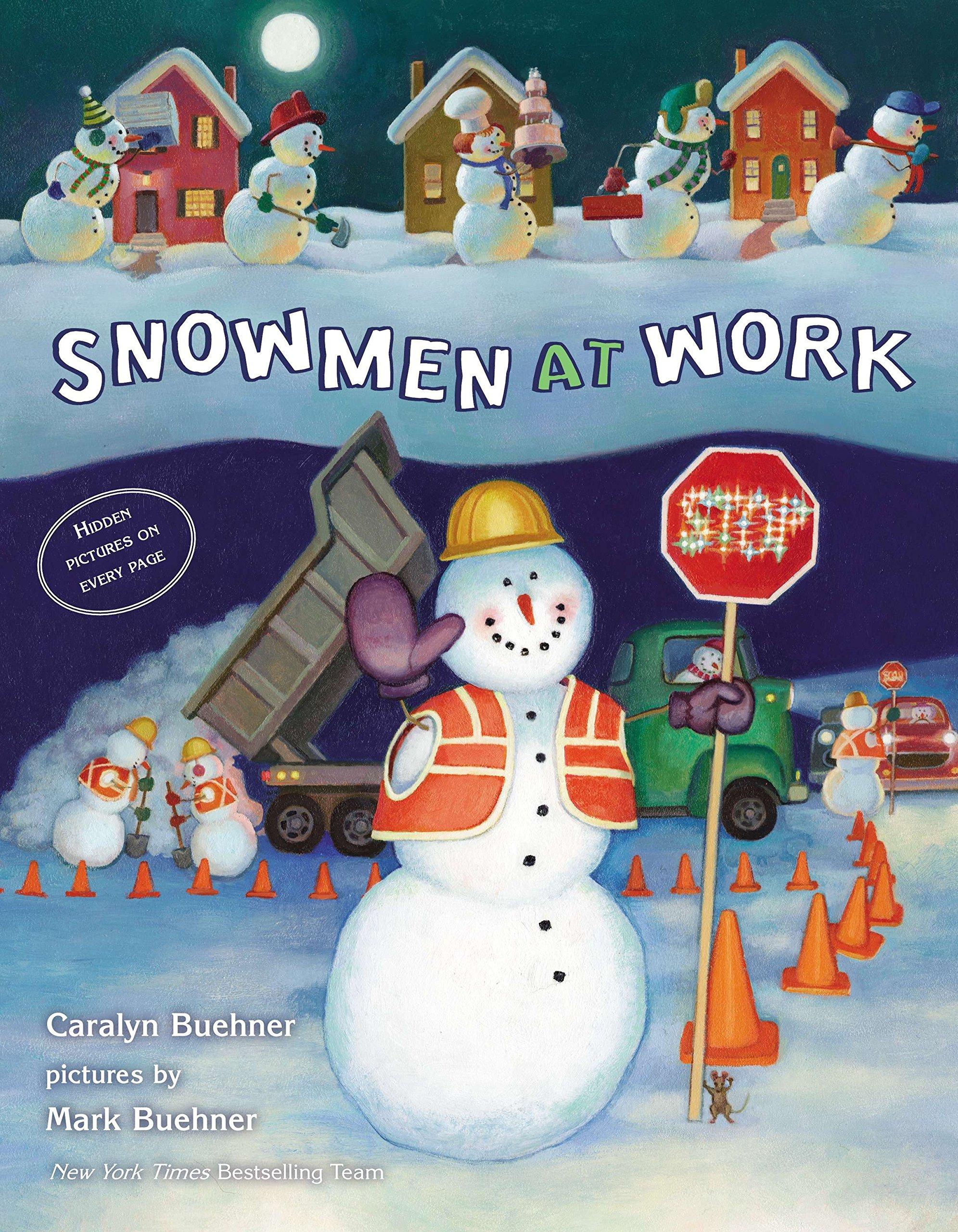 snowman book report