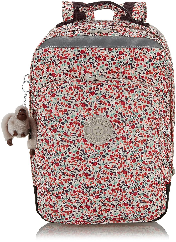 Kipling Mochila escolar, Pop Floral BTS (Varios colores) - K13612C85: Amazon.es: Equipaje