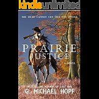 Prairie Justice (The Bounty Hunter Book 3)