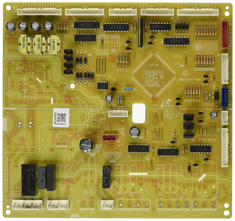 DA92-00384E Refrigerator main power control board assembly