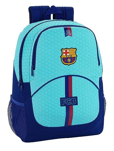 Safta Mochila Escolar F.C. Barcelona 2ª Equipacion 17 18 Oficial  320x160x440mm a00923ea0e3