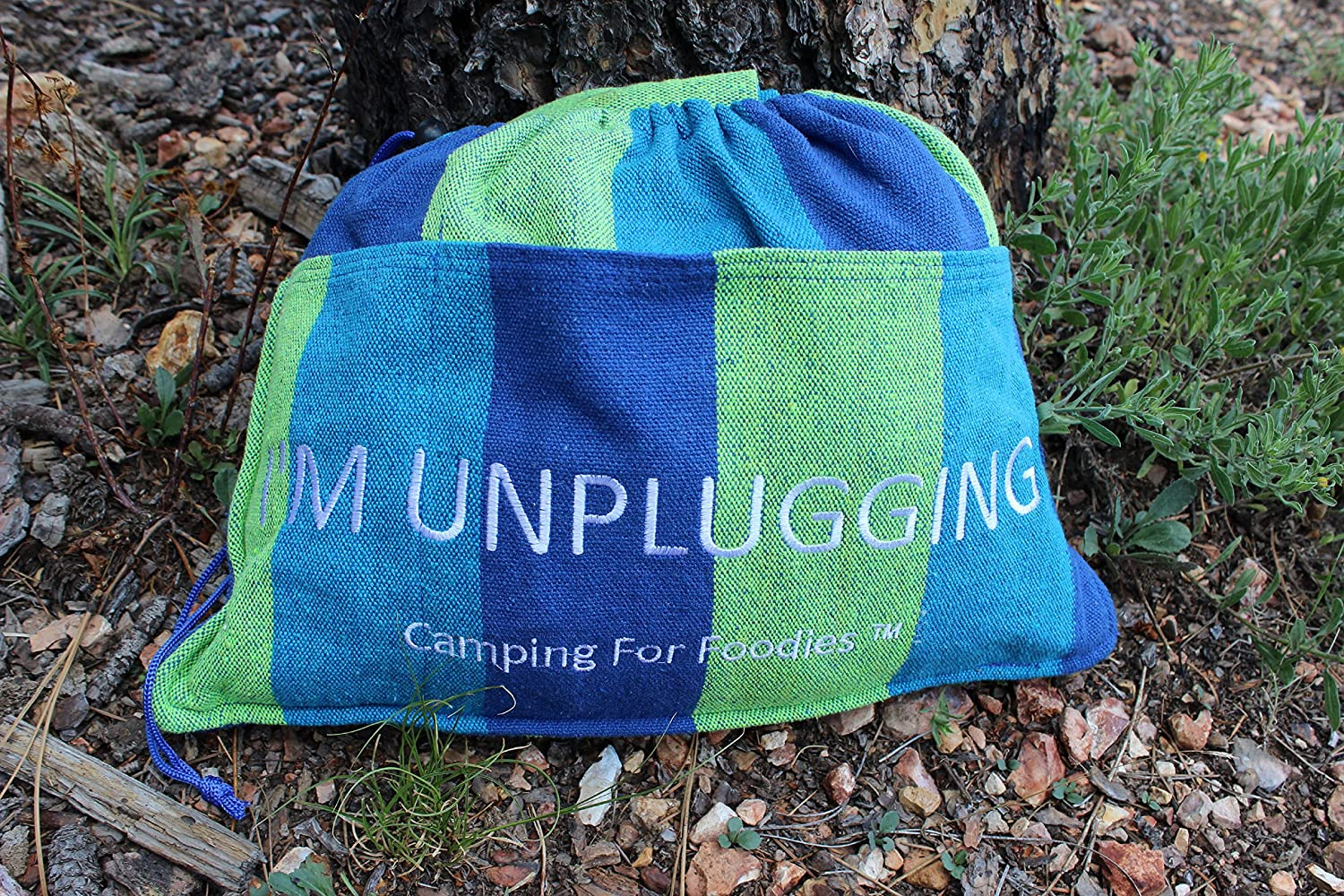 Folds Into Carry Bag made our list of unique camping gifts for men which are some of the most cool camping gifts for special occasions and the CampingForFoodies hand selected best camping gifts for him are awesome for the rest of the family too!