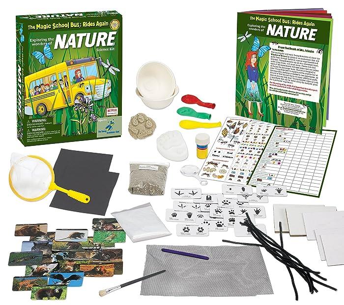Top 8 Science Garden Adventure