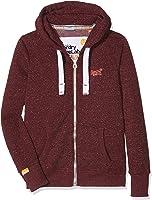 Superdry Damen Sweatshirt Orange Label Primary Ziphood