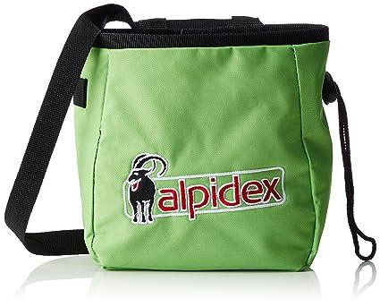 Pack ahorro: Bolsa de magnesia HIGHFLY color Green Flash + Bola de magnesia 35 g