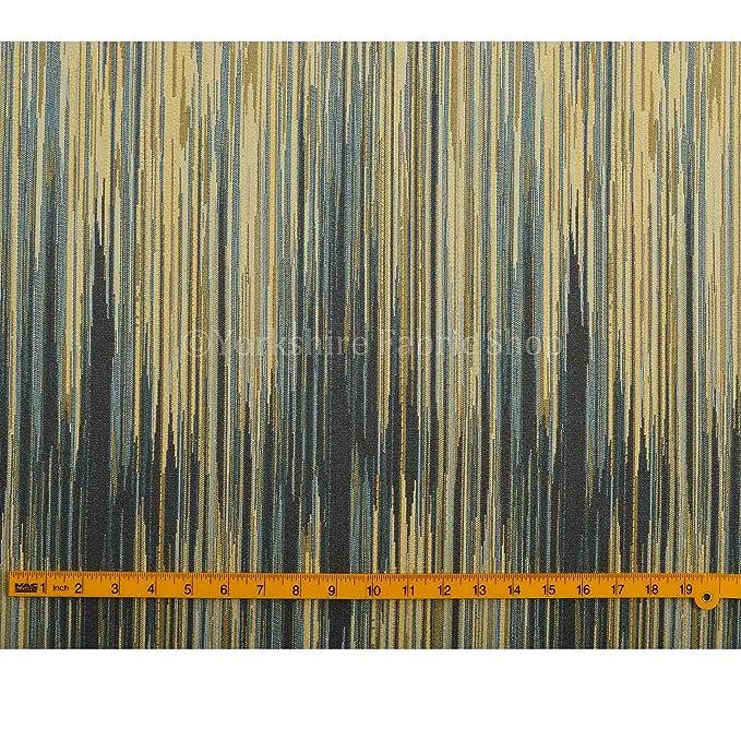 Yorkshire Fabric Shop Exclusiva Tela Sunset Aspecto Fino ...