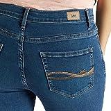 LEE Women's Fit Rebound Slim Straight Jean, Indie