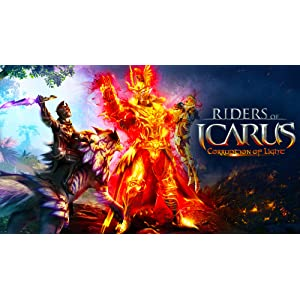 riders of icarus download size