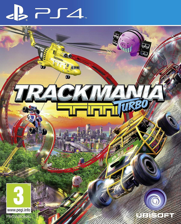 TrackMania Turbo PS4 Game (PSVR Compatible) [Importación inglesa]: Amazon.es: Videojuegos