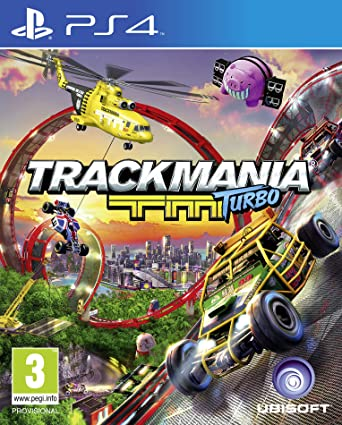 TrackMania Turbo PS4 Game (PSVR Compatible) [Importación inglesa]