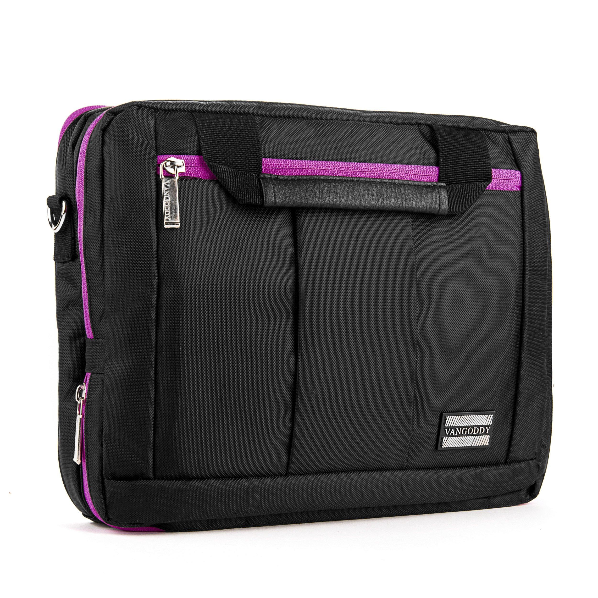 Apollo School Business Travel Bag For Lenovo 14'' - 15.6'' Laptops (Flex, IdeaPad, ThinkPad, Yoga
