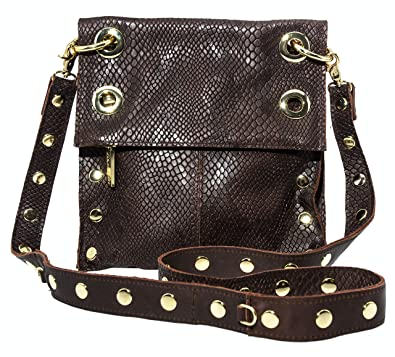 f3423c8e9d Hammitt LA Little Santa Monica Crossbody Handbag (Brown)  Handbags   Amazon.com