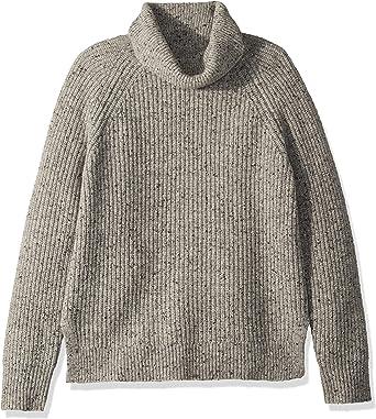 J Crew Mercantile Women S Chunky Knit Turtleneck Sweater At Amazon Women S Clothing Store