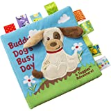 Taggies Buddy Dog Soft Book