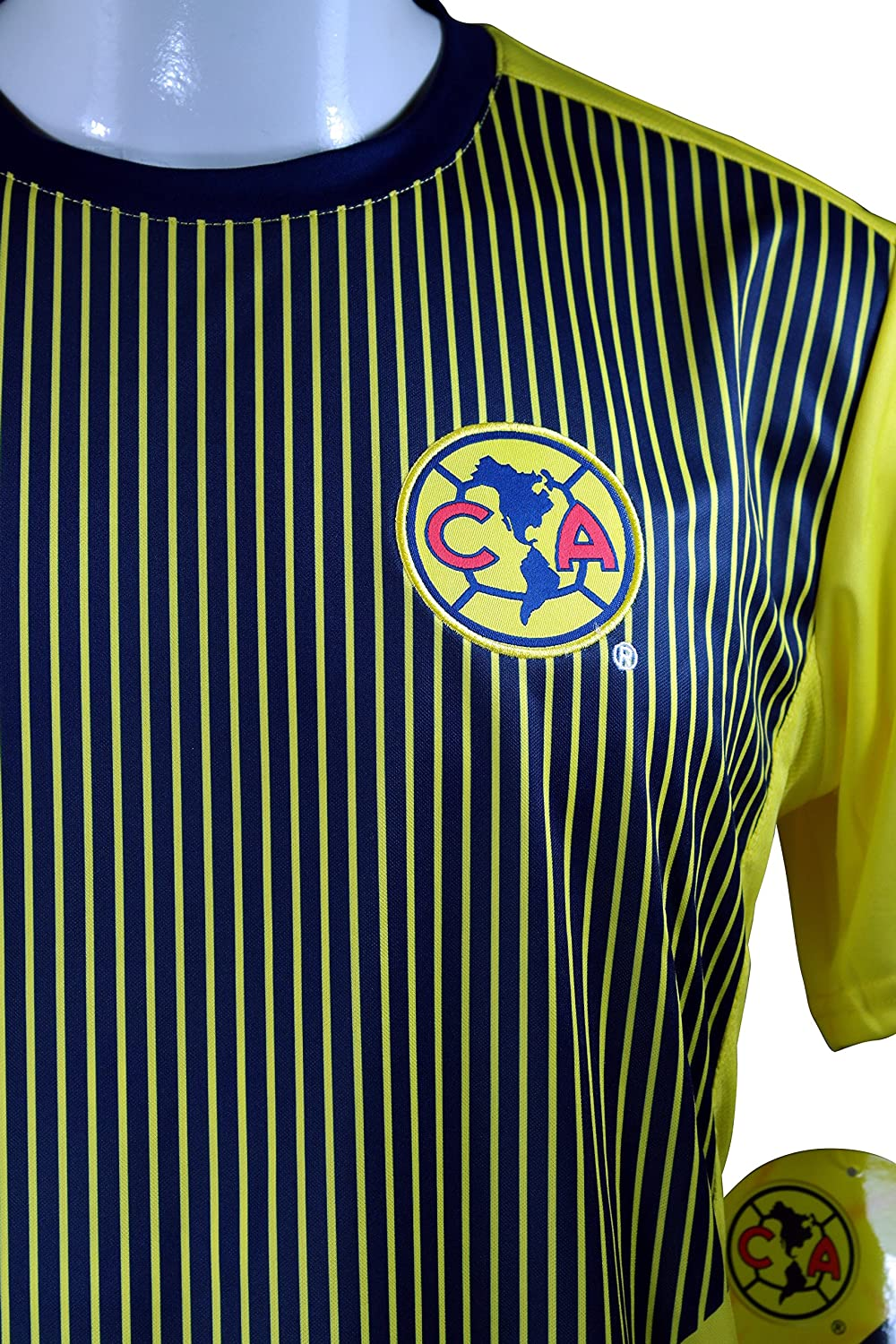 Icon Sport Group Club America Soccer Official Adult Soccer Poly Jersey P002