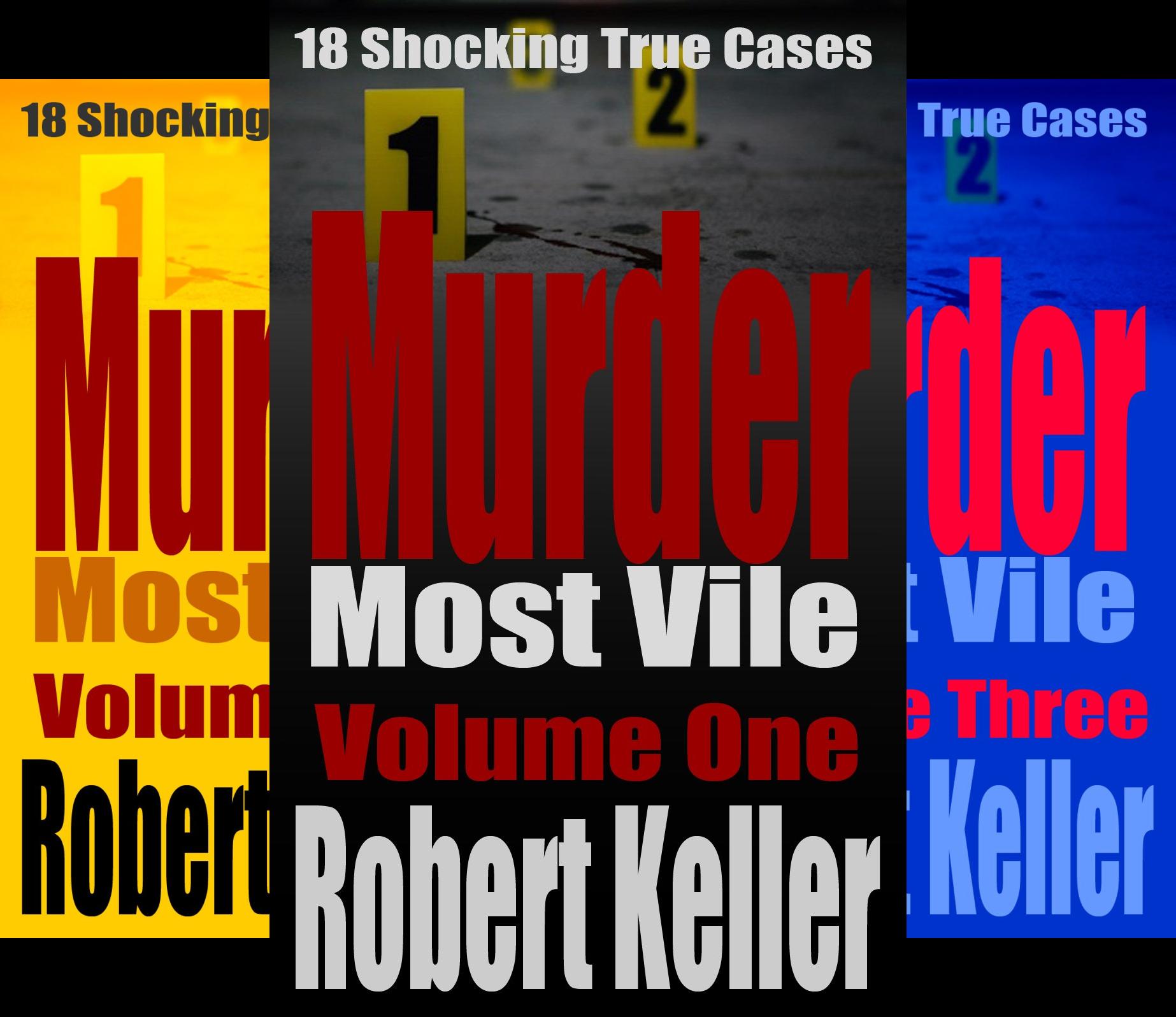 Murder Most Vile (18 Book Series)