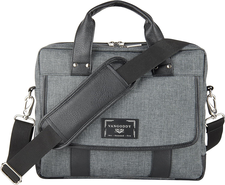 Shoulder Laptop Messenger Briefcase Bag for Dell Inspiron, Latitude, XPS, Chromebook 11