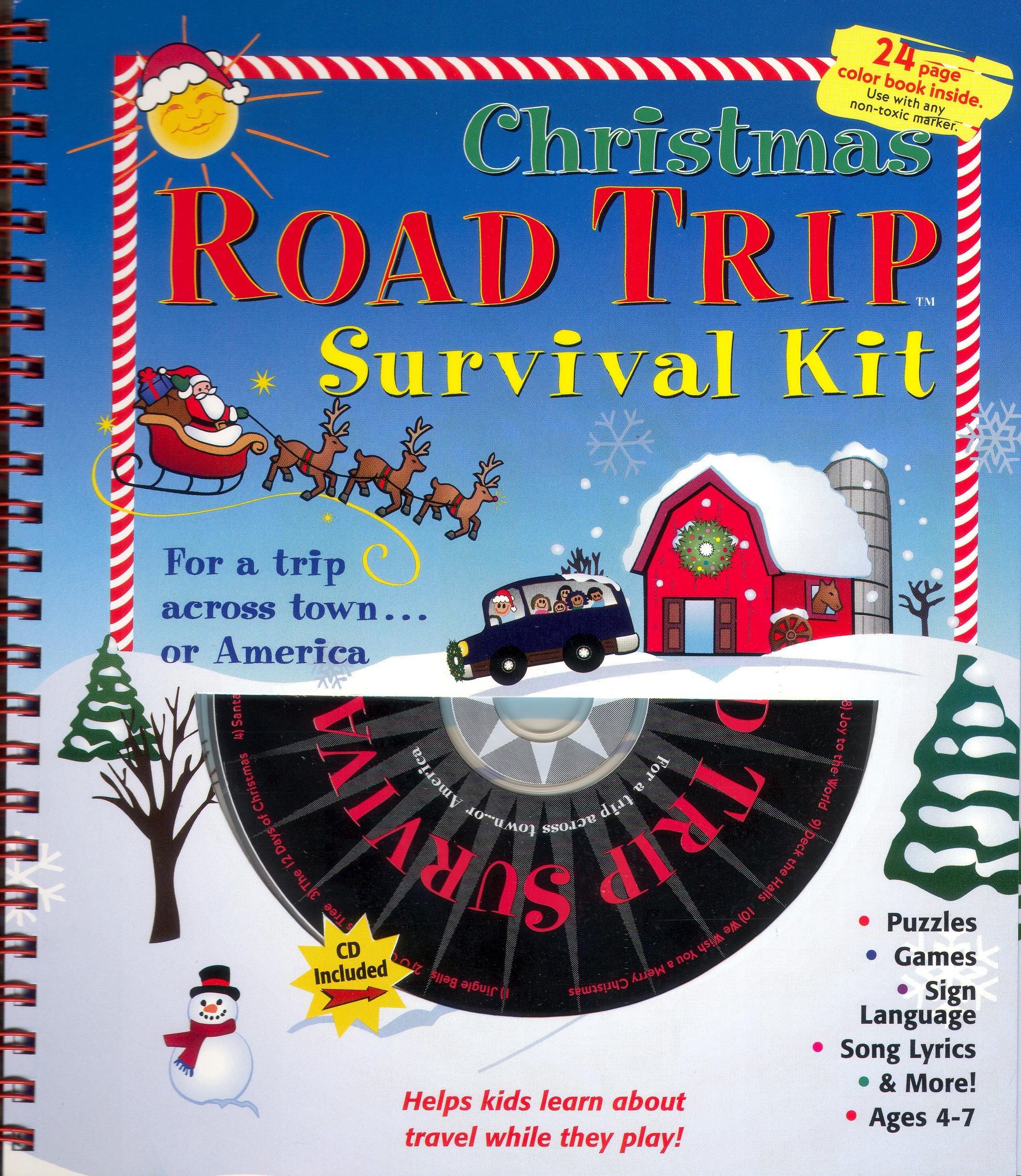 Download Road Trip Survival Kit ebook
