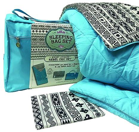 Sugarlulu Sweet Dreams Saco de Dormir y Funda de Transporte