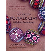 The Art Of Polymer Clay Millefiori Techniques: Projects