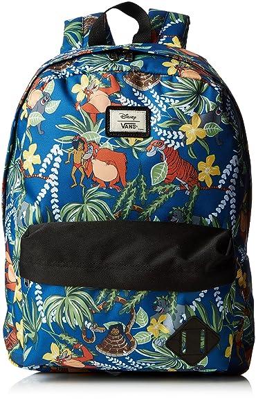 4b3e65edf8 Vans Unisex Old Skool II Backpack The Jungle Book: Amazon.co.uk ...