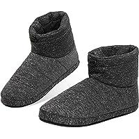 Dunlop Zapatillas Casa Hombre, Pantuflas Hombre Altas para Casa, Zapatillas Hombre Bota para Interior Exterior, Regalos…