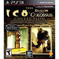 ICO & SHADOW OF COLOSSUS COLLECTION - PS3