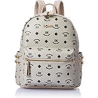 Diana Korr Women's Backpack (Grey) (DK63HLGRY)