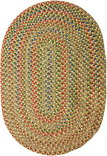 Momeni Rugs Gramercy Collection, 100 Wool Hand Loomed Contemporary Area Rug, 2 x 3 , Sage