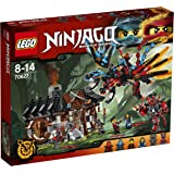 Lego 70627 - NINJAGO - Jeu de Construction - La forge du dragon