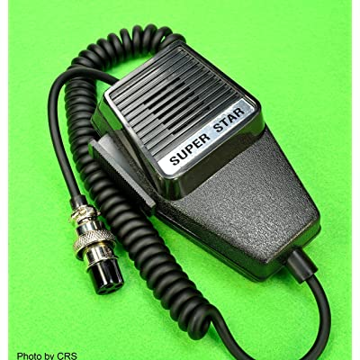 Microphone for 4 pin CB Radio - Professional Series - Workman CM4: GPS & Navigation