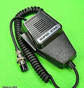 Microphone for 4 pin CB Radio - Professional Series - Workman CM4