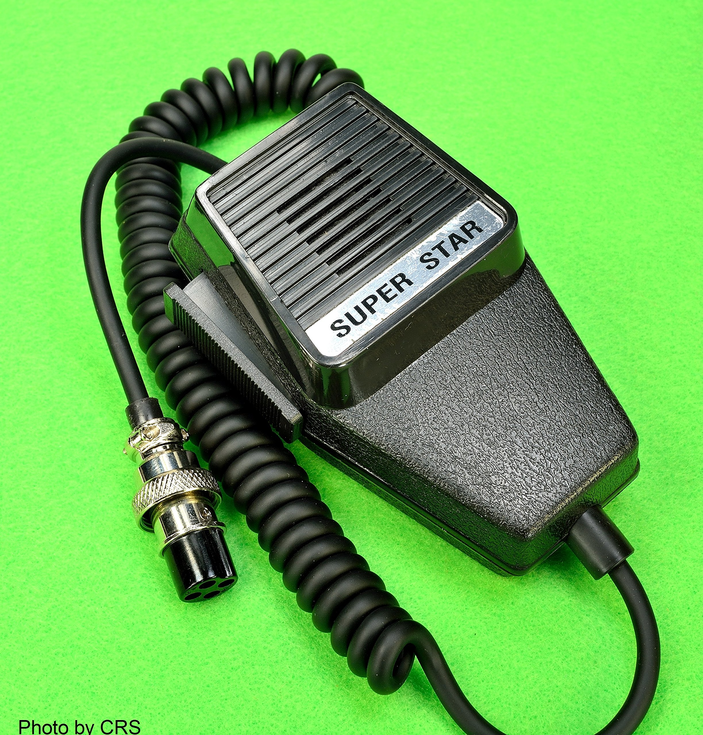 Microphone for 4 pin CB Radio - Professional Series - Workman CM4