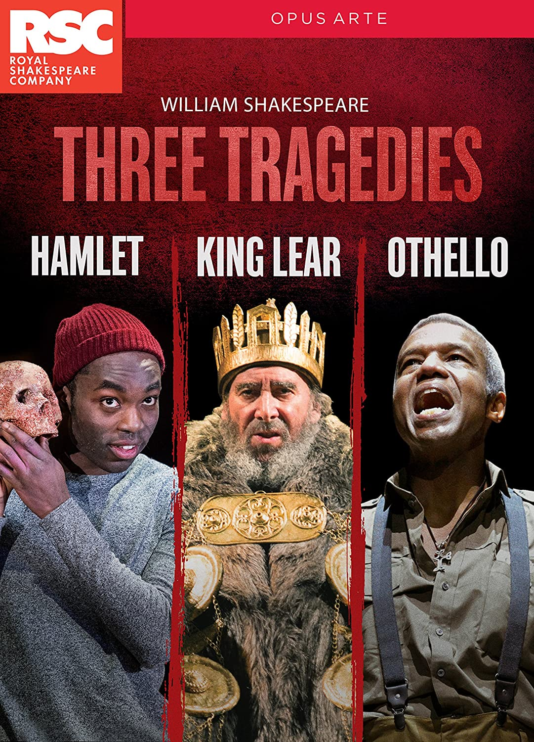 RSC: Three Tragedies