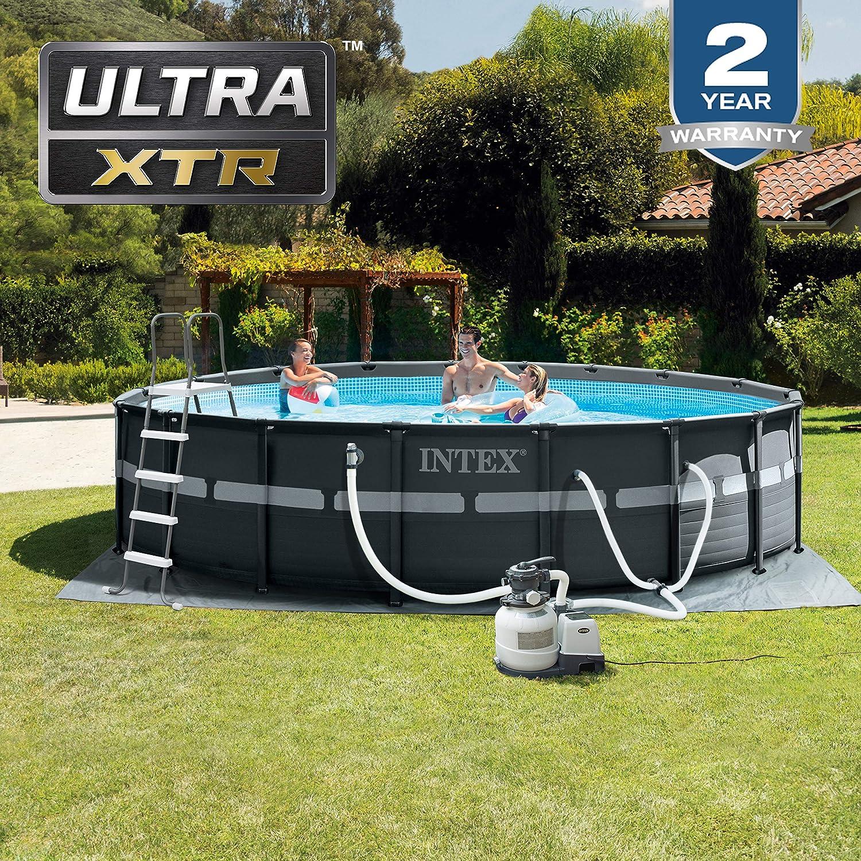 Intex 18ft X 52in Ultra XTR Pool Set