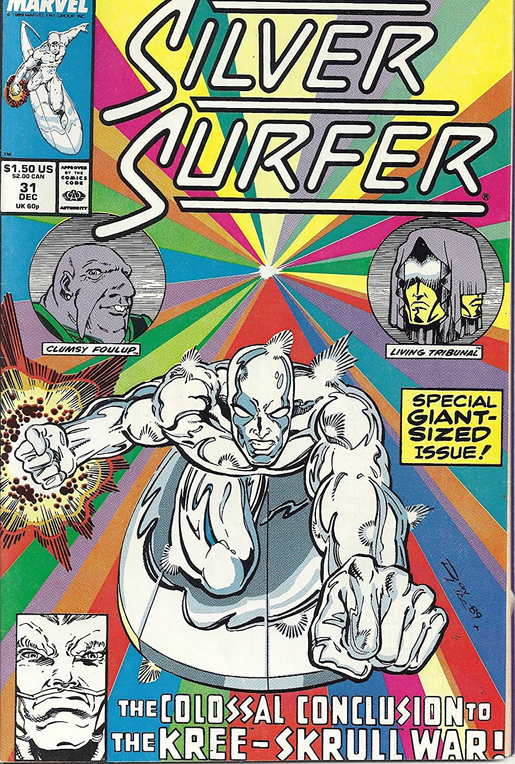 Amazon com : STAN LEE PRESENTS: THE SILVER SURFER IN
