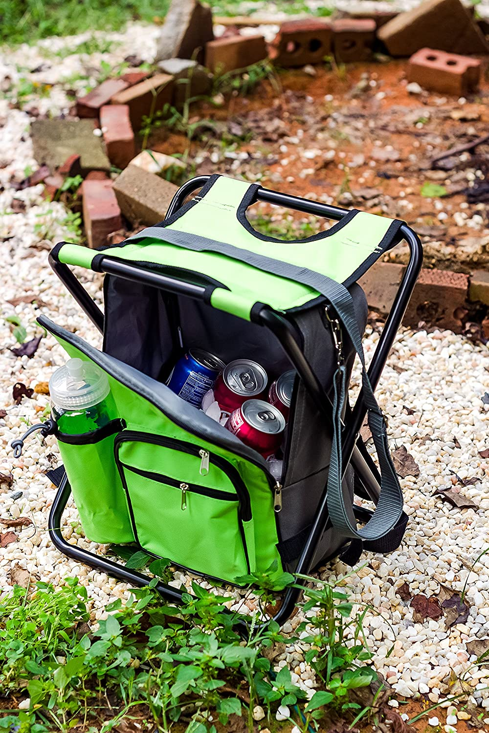 Cooler, Stool, Backpack Trio made our list of gifts for active women so if you want unique camping gifts for her, you'll find tons of them in our hand-selected list of gift ideas for women who hike, fish and camp!