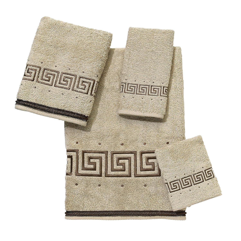 AvantiリネンPremier Athenaバスタオル 4-Piece Towel Set 2200SLIN B004P1HZEO  4-Piece Towel Set