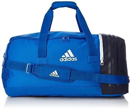 0c4cf4df54 Adidas TIRO TB M Borsa Sportiva Unisex - Adulto, Multicolore (Blu/Conavy/  Bianco), M: Amazon.it: Sport e tempo libero