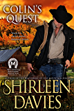 Colin's Quest (MacLarens of Boundary Mountain Historical Western Romance Book 1)