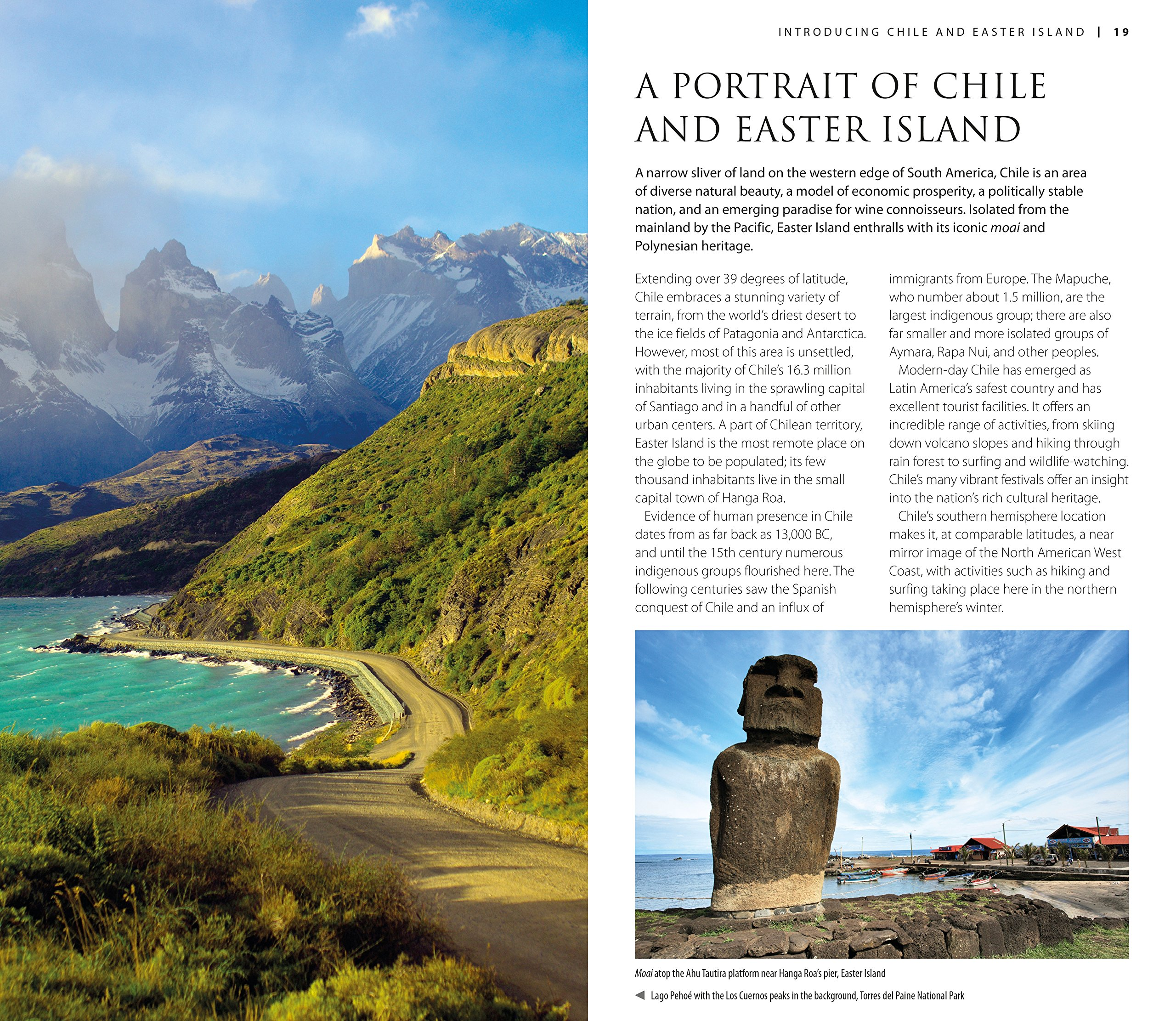 Easter Island Beaches: DK Eyewitness Travel Guide: Chile & Easter Island Complete