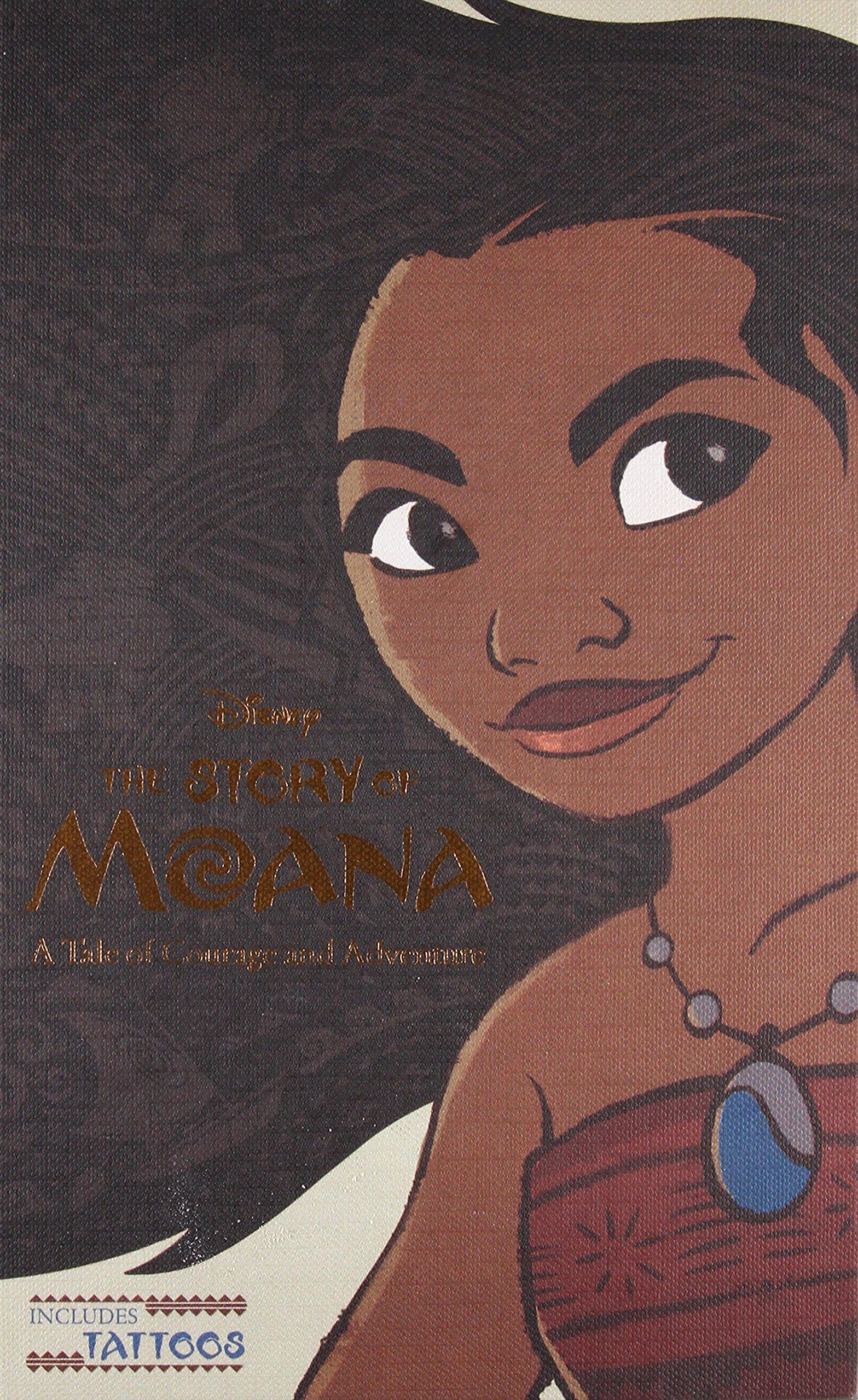 STORY OF MOANA
