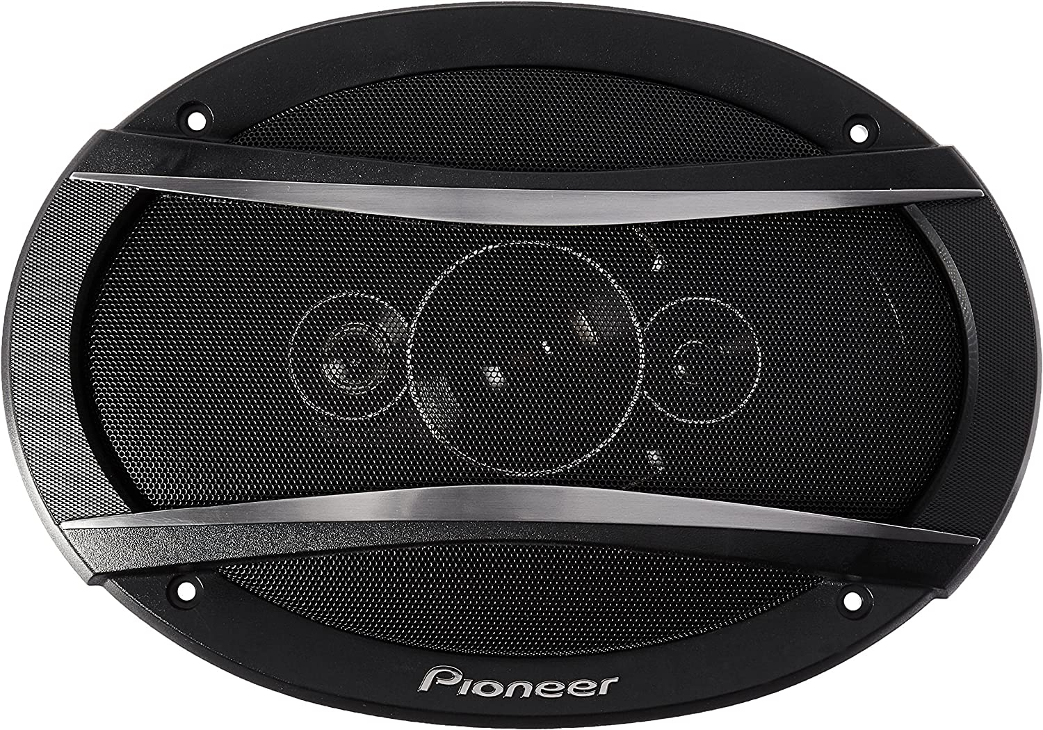 "Pioneer TS-A6986R A-Series 6"" X 9"" 600W 4-Way Speakers"
